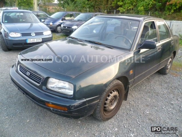 1995 Daihatsu Applause #6