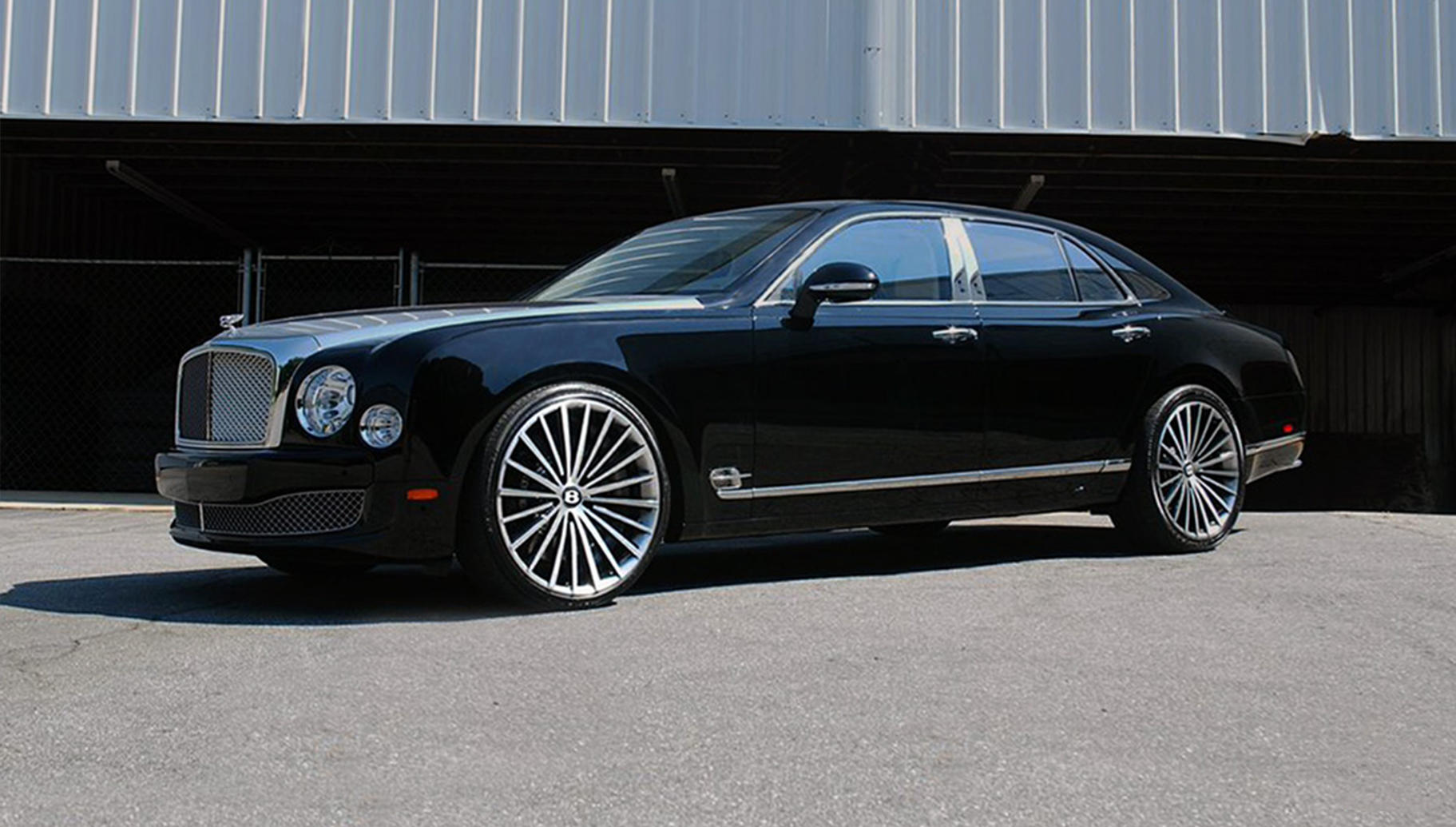 2014 bentley mulsanne photos informations articles. Black Bedroom Furniture Sets. Home Design Ideas