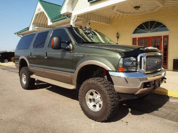2001 Ford Excursion #8