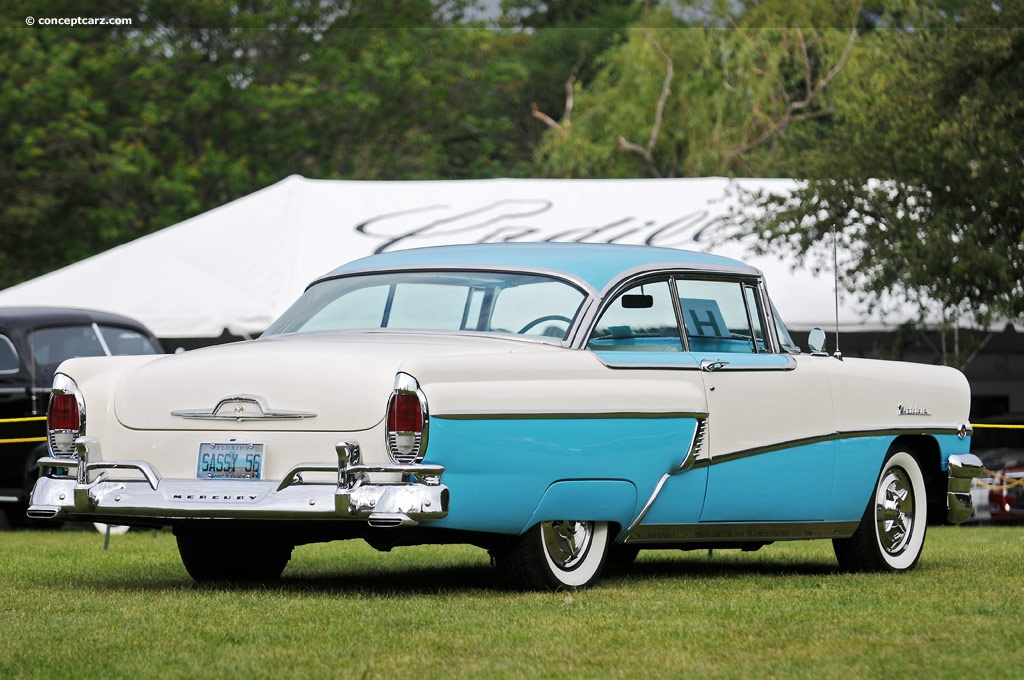 1956 Mercury Montclair #3