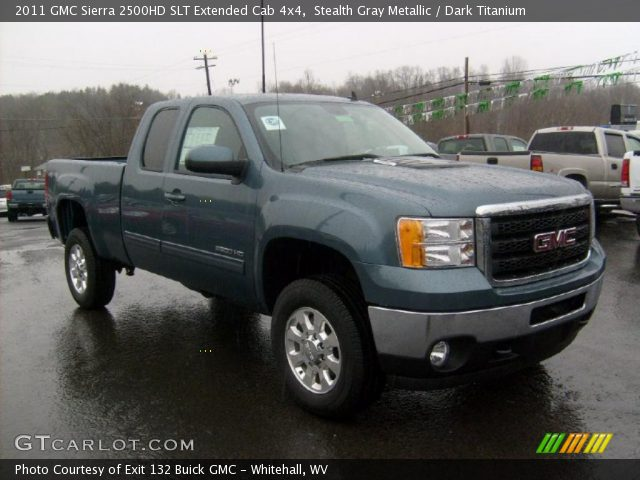 2011 GMC Sierra 2500hd #7