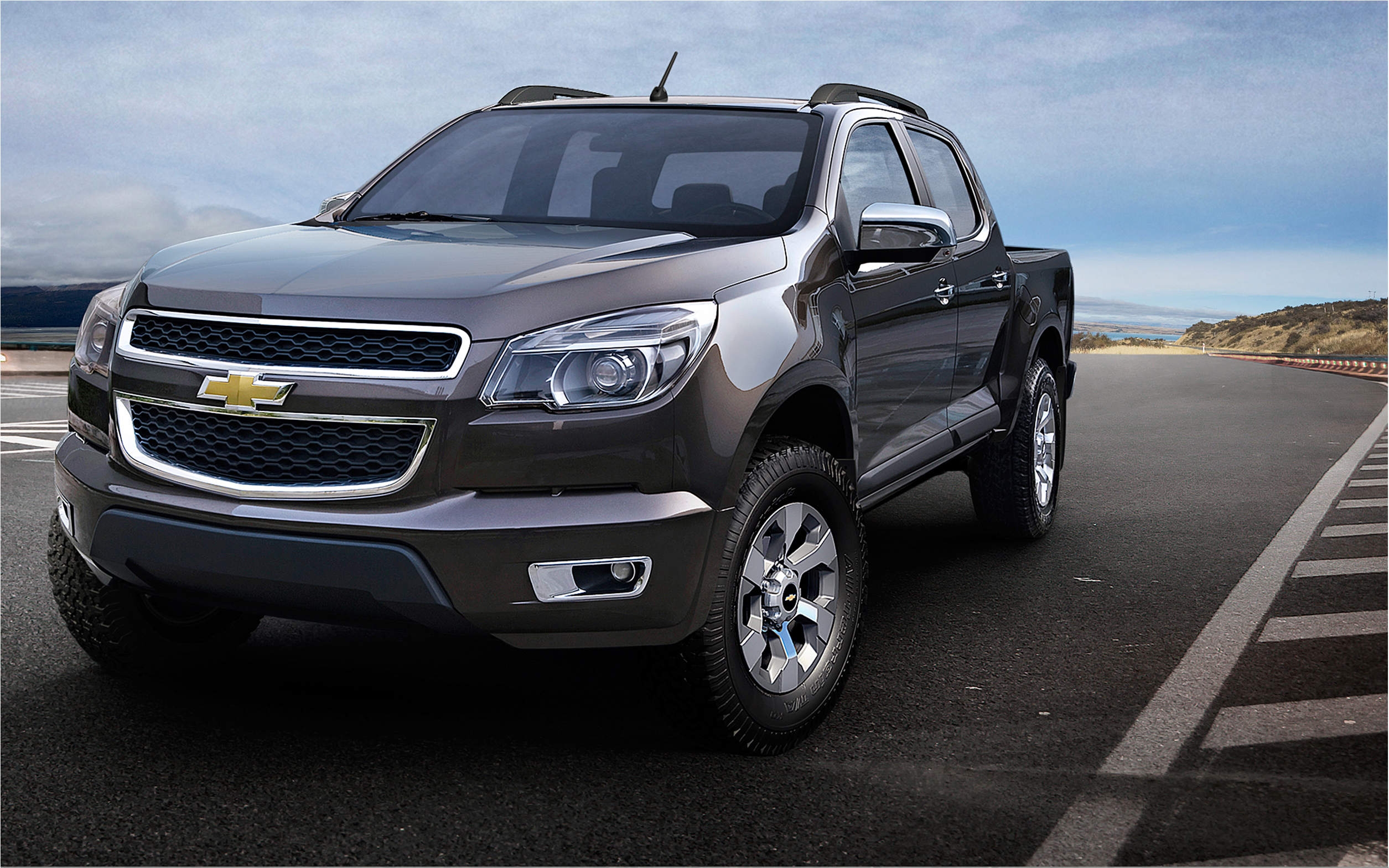 2012 Chevrolet Colorado #7