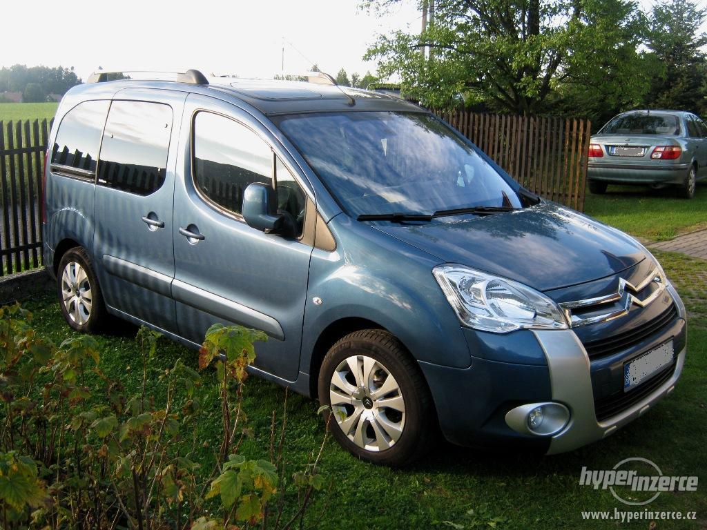 2009 Citroen Berlingo #9