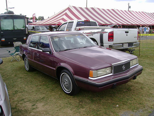 1990 Chrysler New Yorker #13