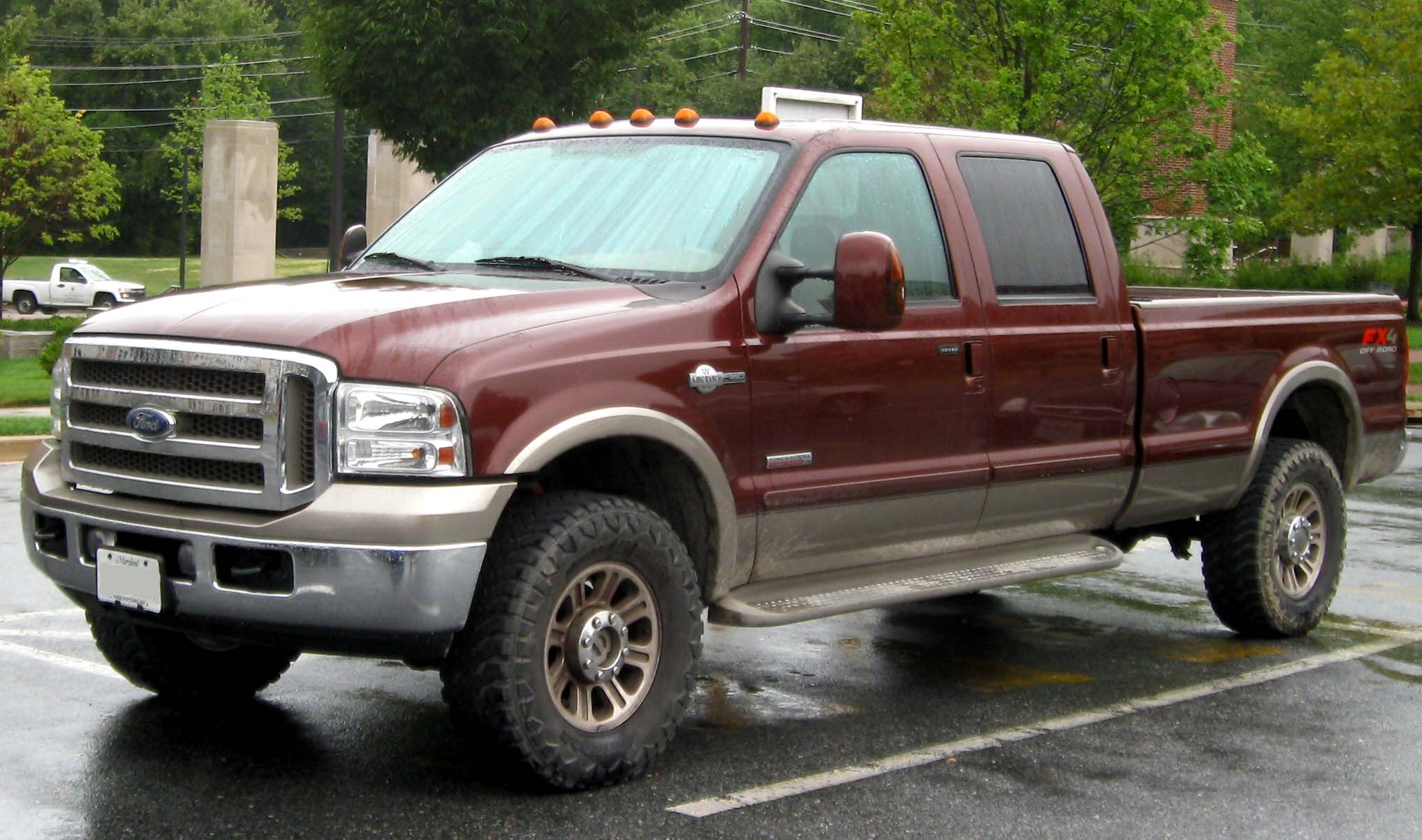 2003 Ford F 350 Super Duty Photos Informations Articles 2001 Dodge Ram Fuel Filter Location 15
