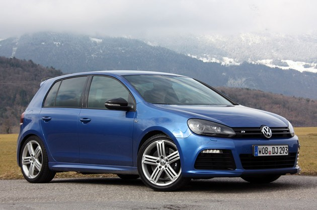 2012 Volkswagen Golf #4