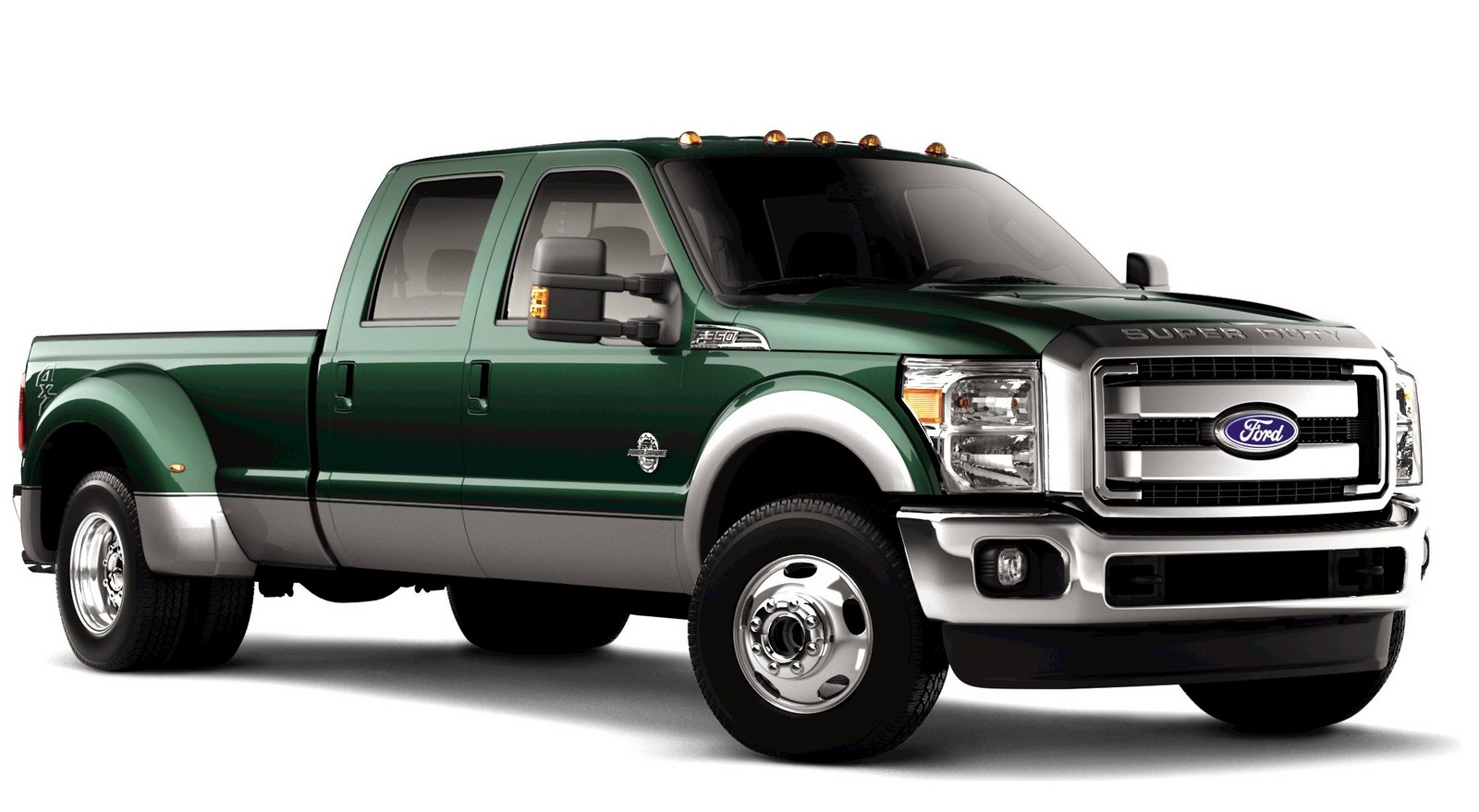 2011 Ford F-350 Super Duty #1