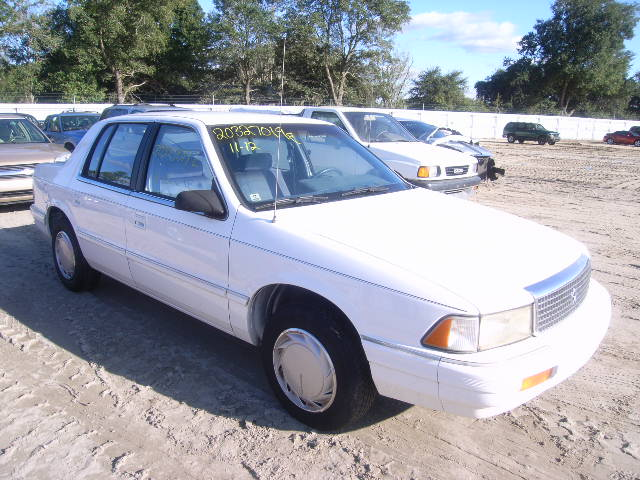 1991 Plymouth Acclaim #9