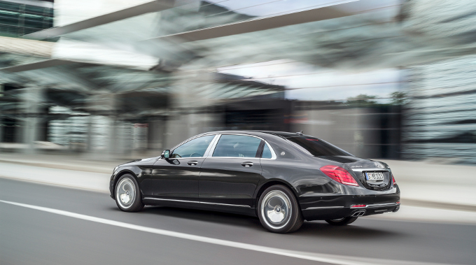 Mercedes-Benz Maybach #10