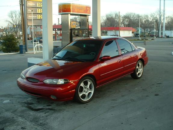 1996 Ford Contour #8