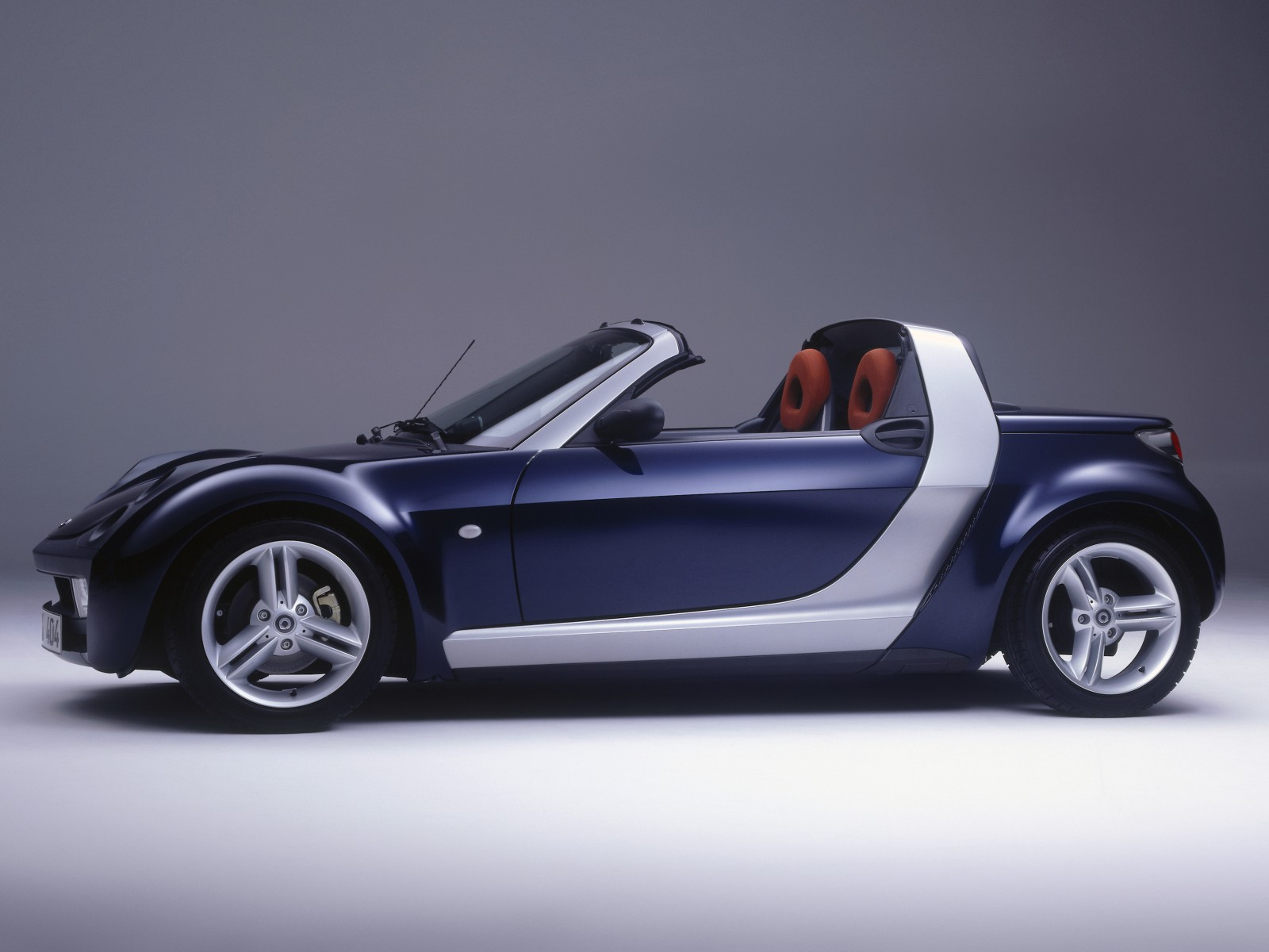 2005 Smart Coupe #3