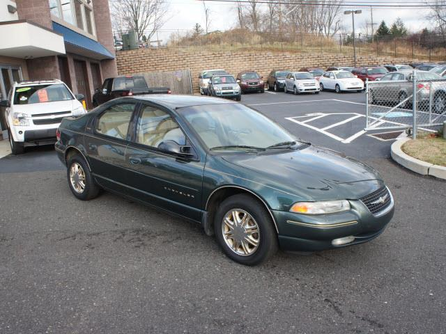 2000 Chrysler Cirrus #7