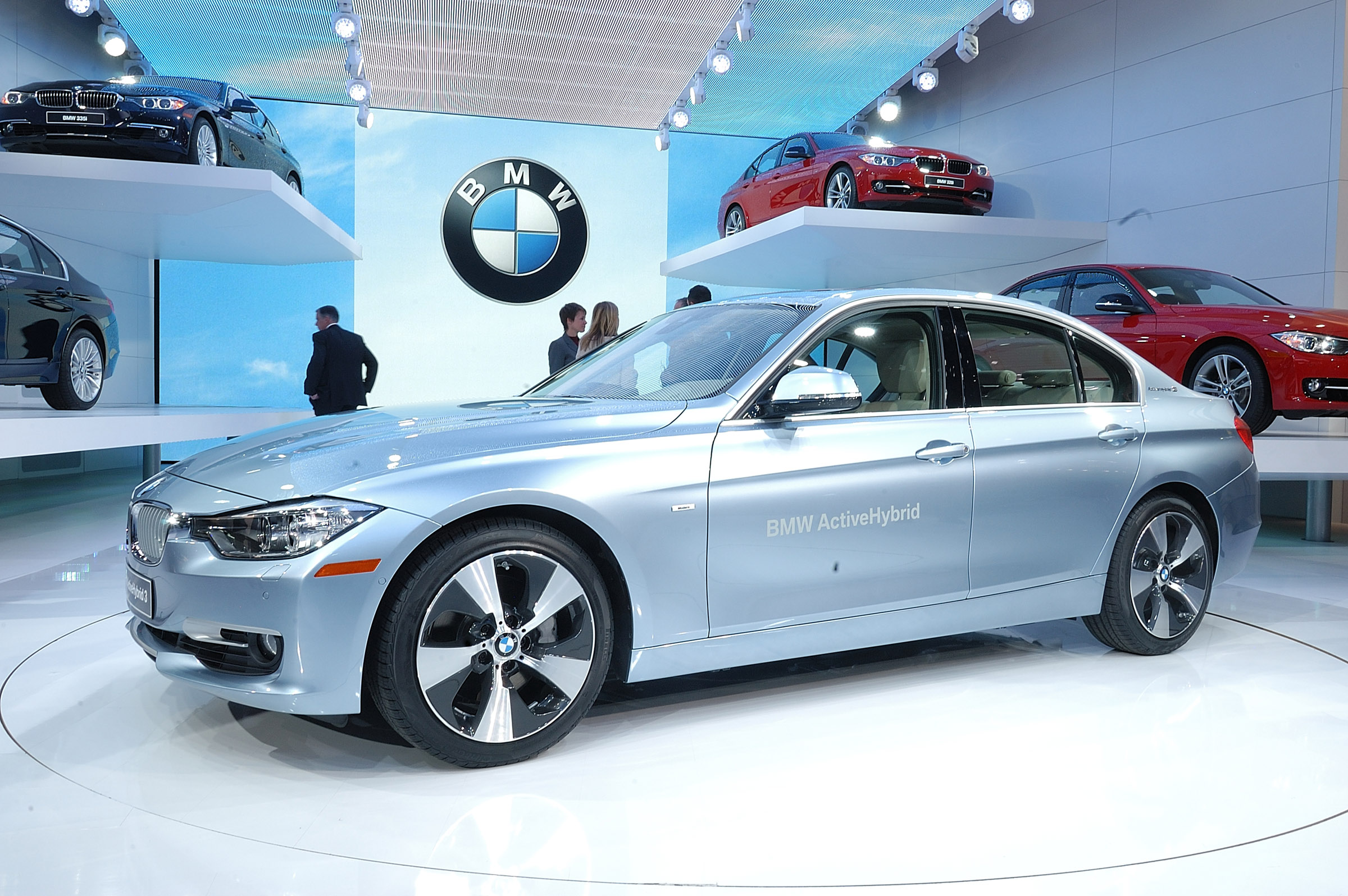 BMW ActiveHybrid 3 #15