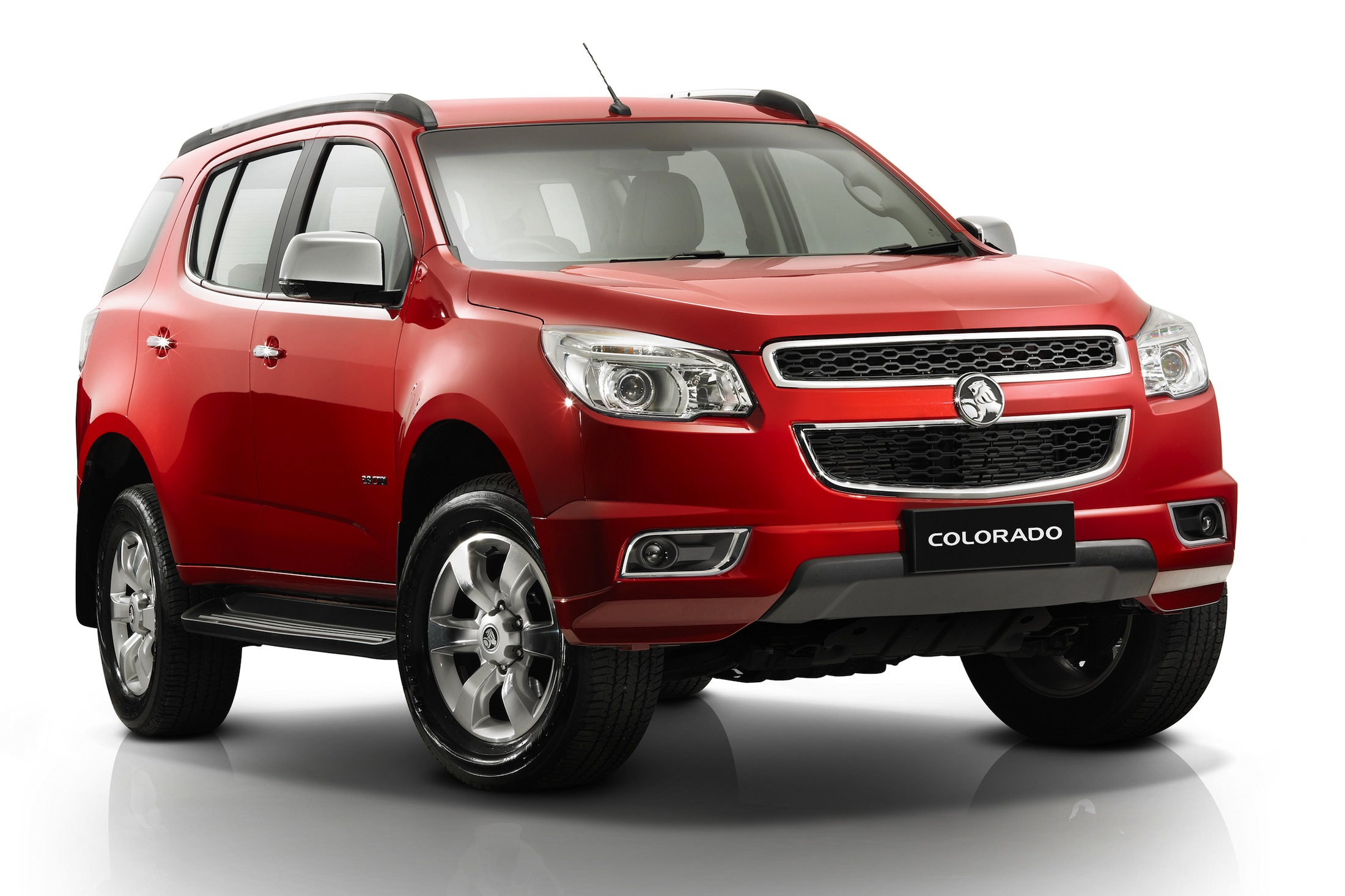 Holden Colorado #8