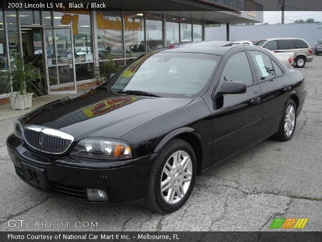 2003 Lincoln Ls Photos Informations Articles
