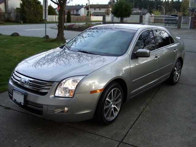 2008 Ford Fusion #3