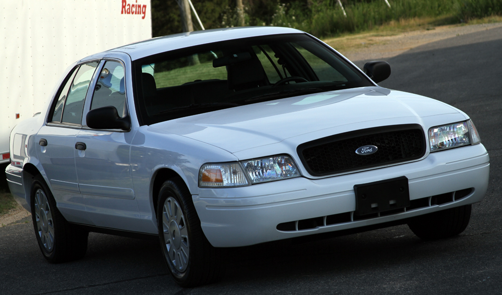 2007 Ford Crown Victoria #3