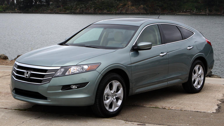 2011 Honda Accord Crosstour #2