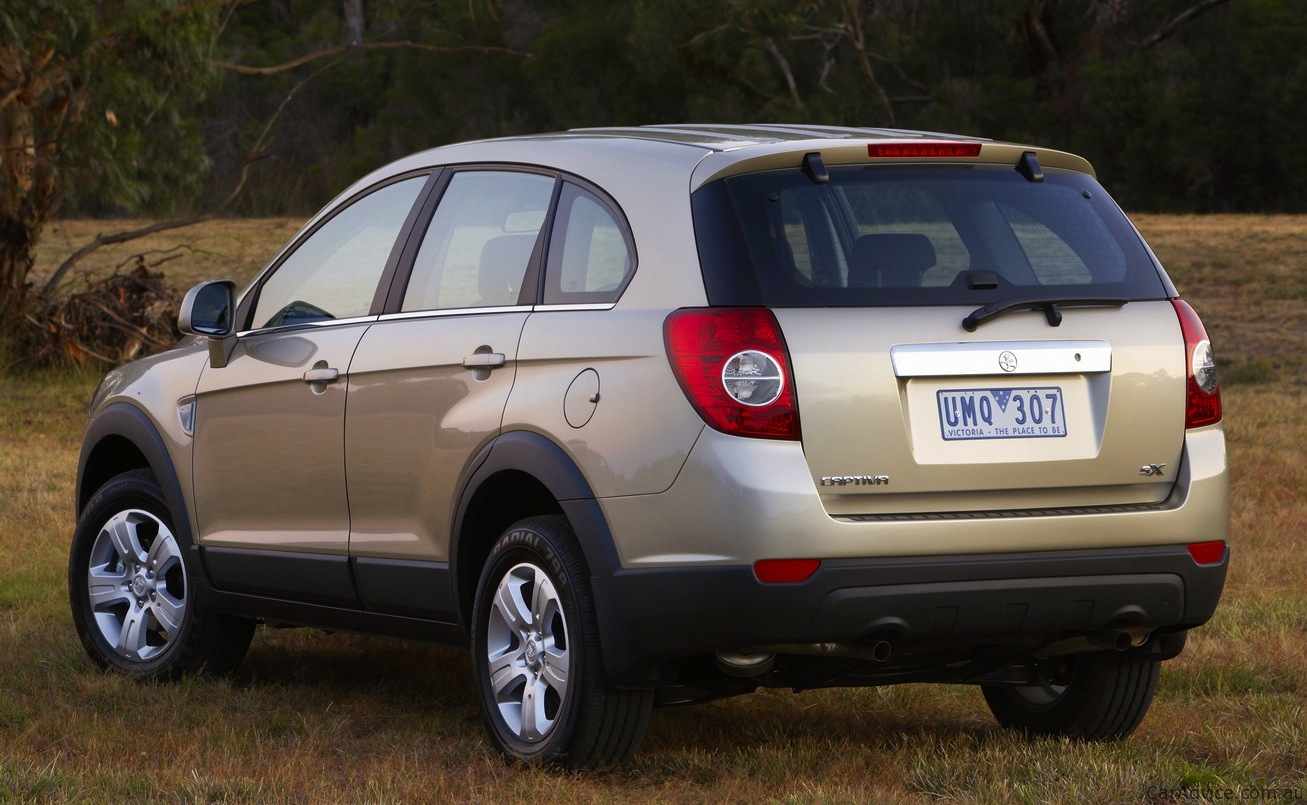 2008 Holden Captiva #3