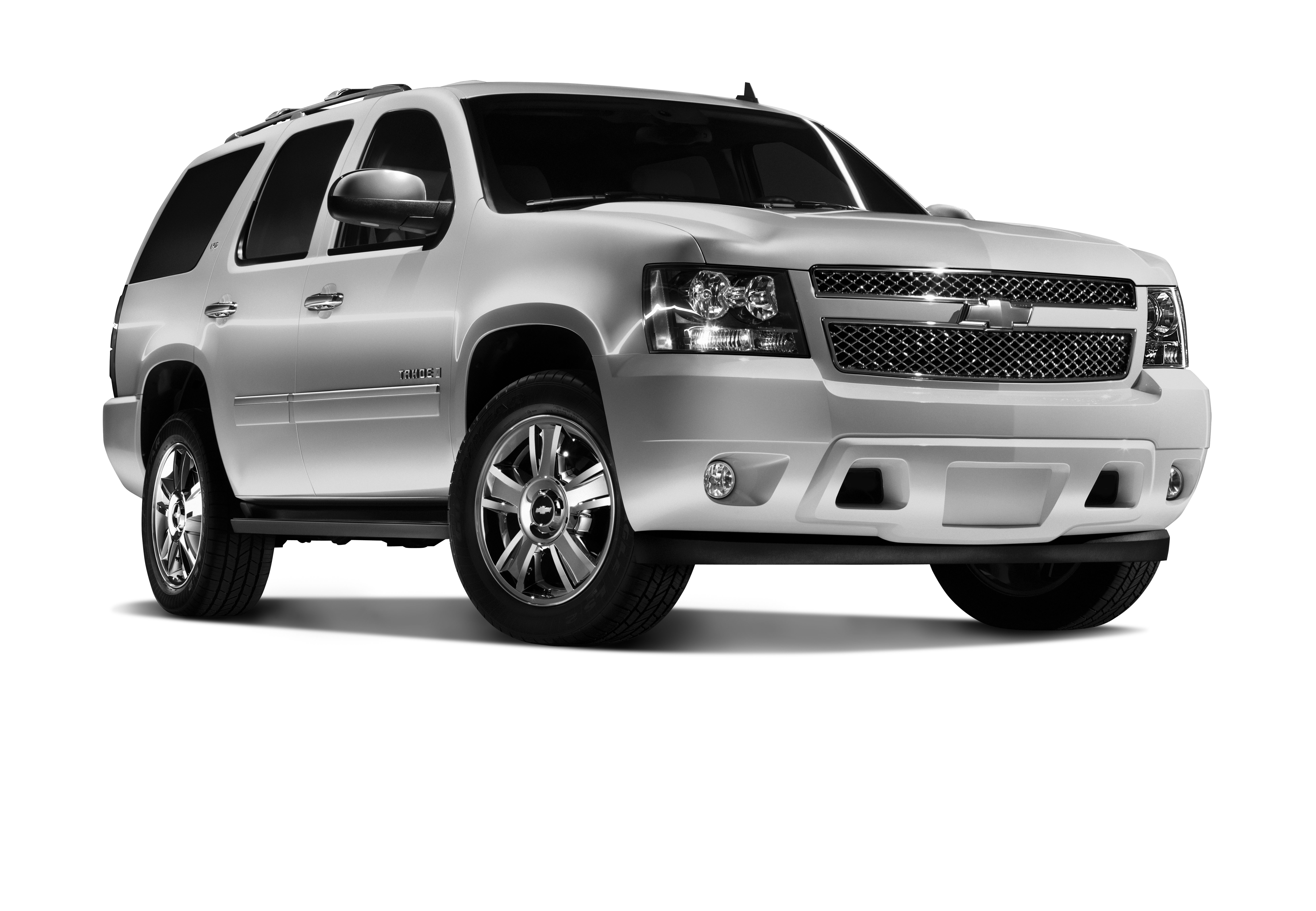 2013 chevrolet tahoe hybrid photos informations articles. Black Bedroom Furniture Sets. Home Design Ideas
