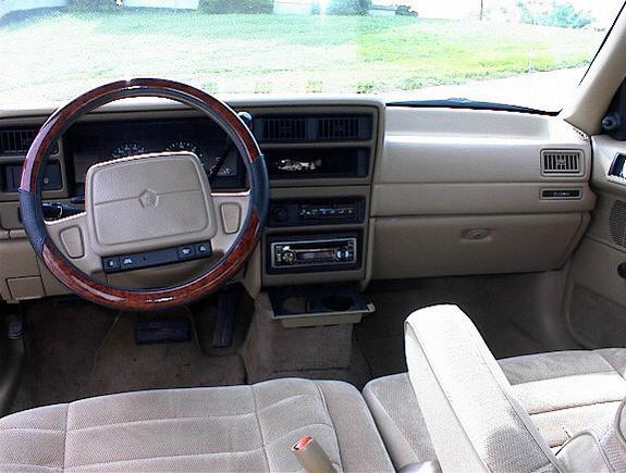 1992 Plymouth Acclaim #11