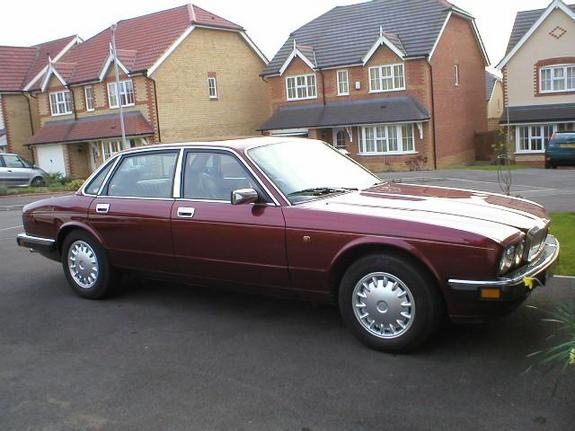 1995 Jaguar Xj-series #8