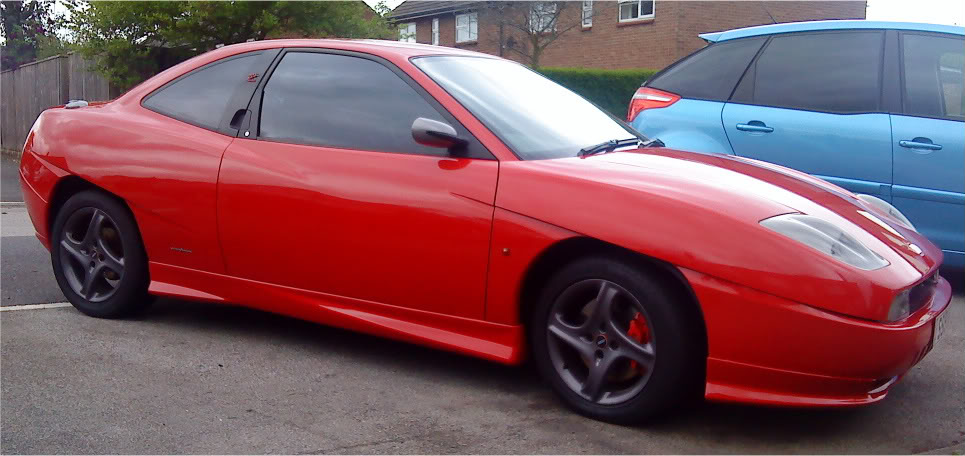 1997 Fiat Coupe #12