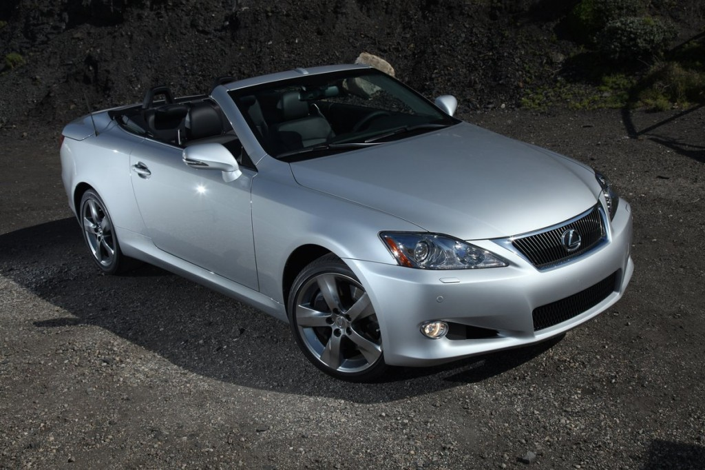 2013 Lexus Is 250 C #3