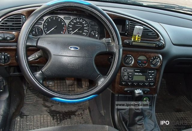 2000 Ford Mondeo #6