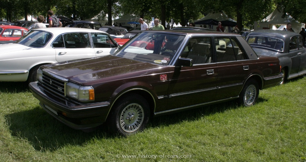 1984 Toyota Crown #3