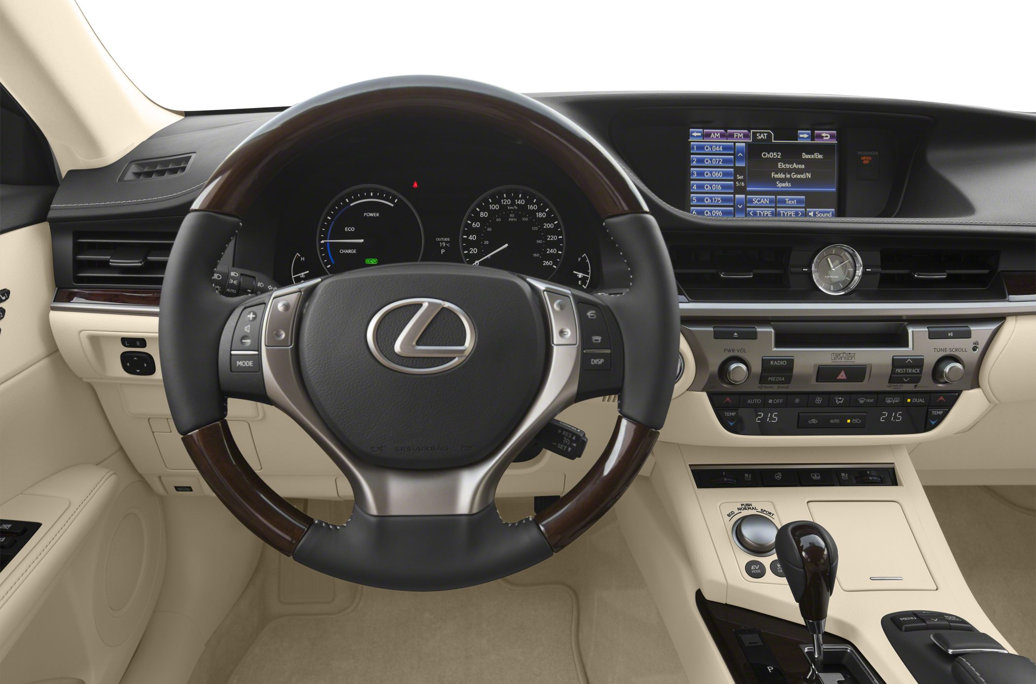 consumer the test daily guide es lexus drive
