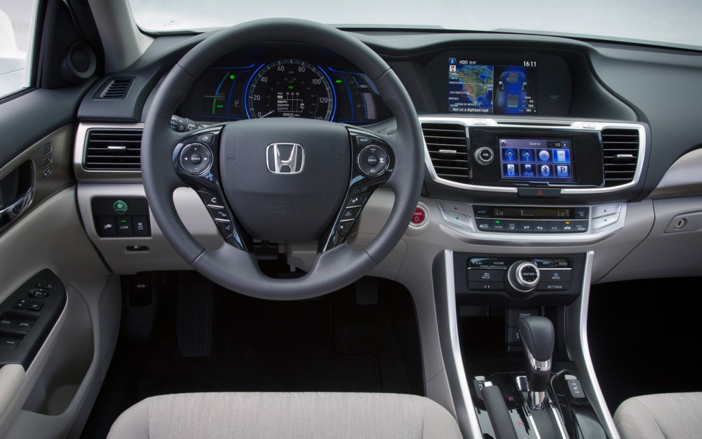 Honda Accord Plug-in Hybrid #4