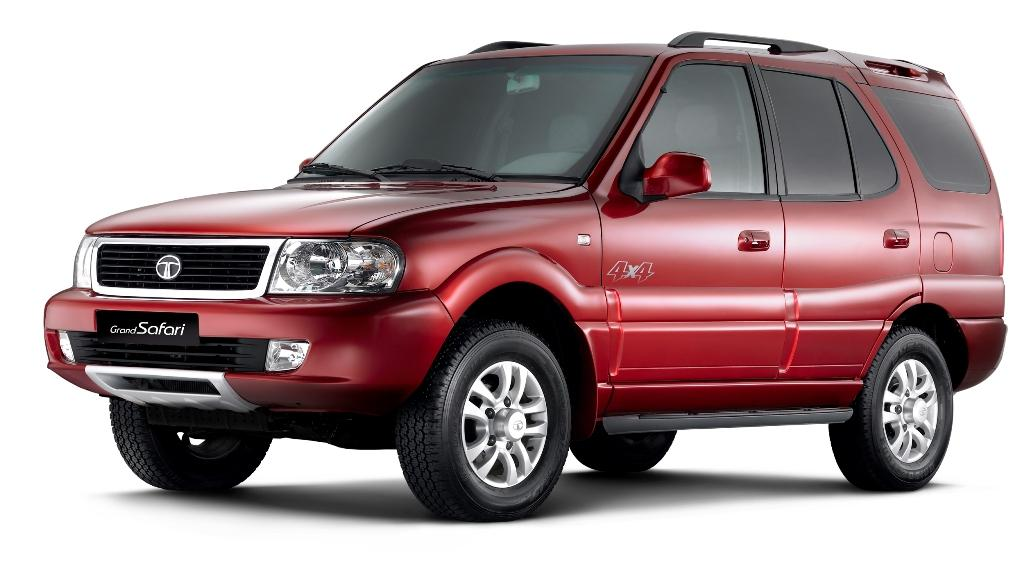 Tata Safari #3