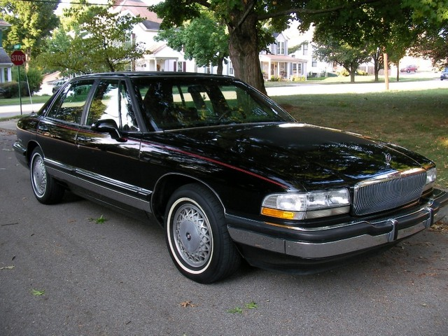1991 Buick Park Avenue Photos Informations Articles