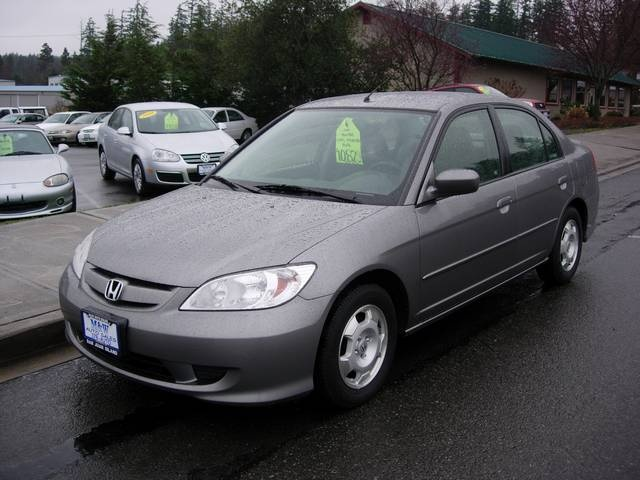 2005 Honda Civic #6