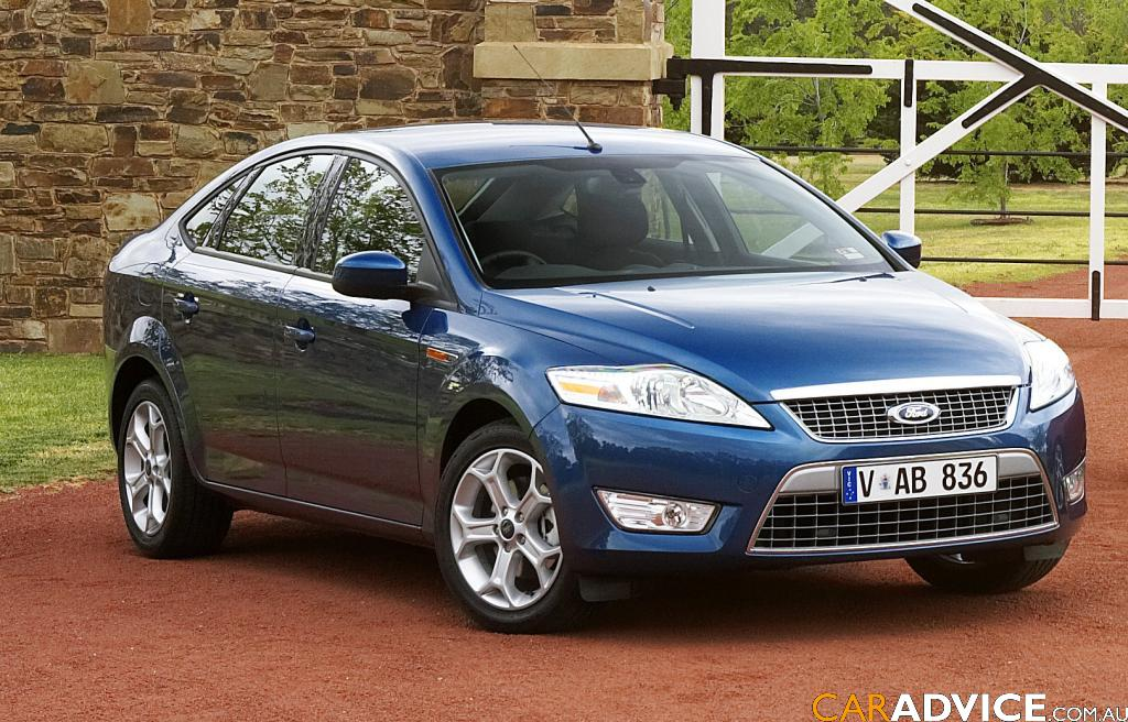 2008 Ford Mondeo #2