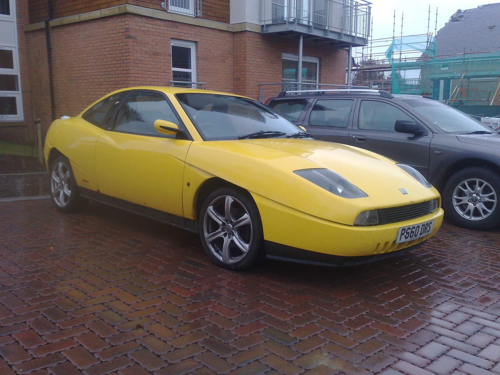 1997 Fiat Coupe #2