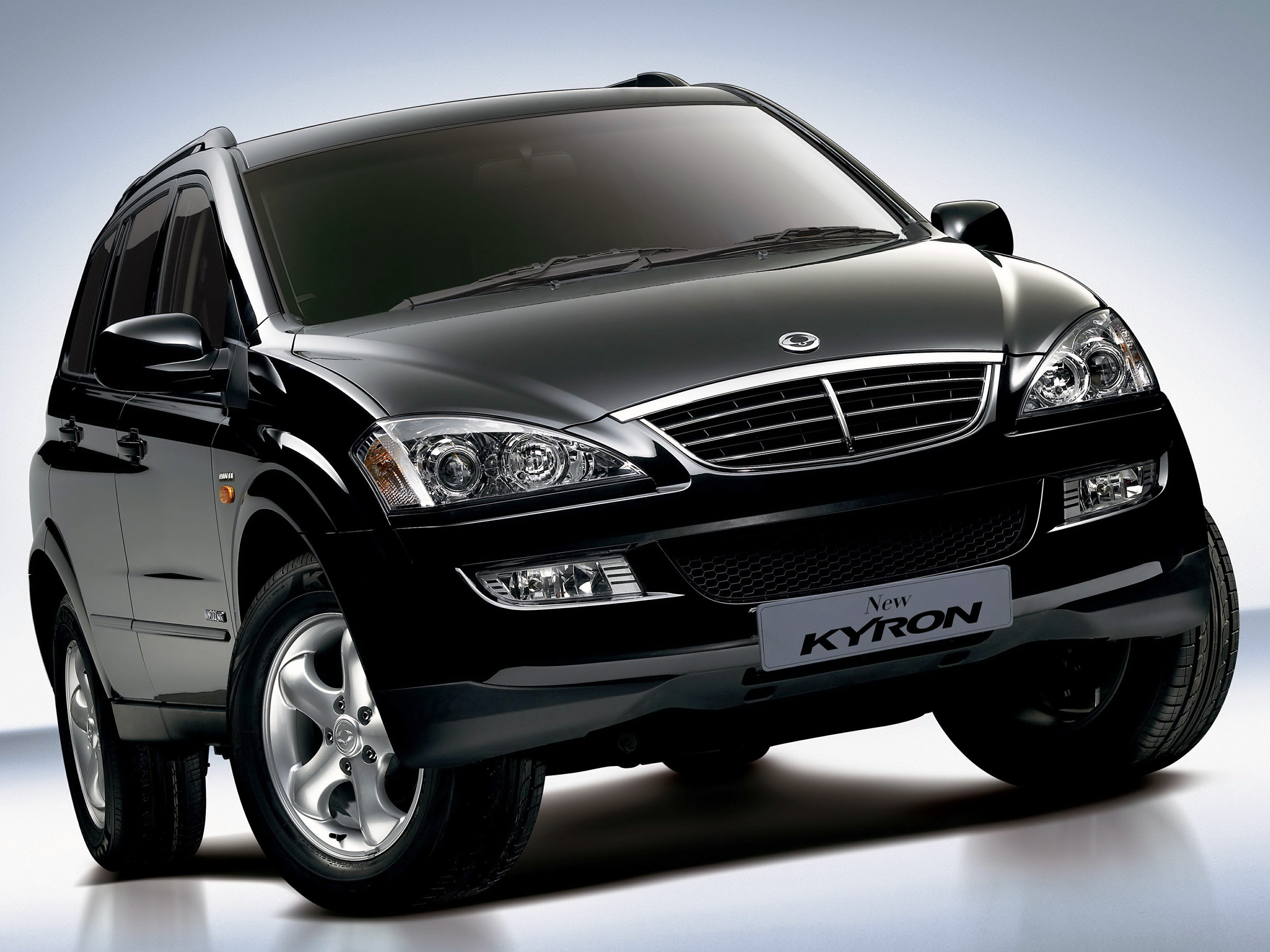 2005 Ssangyong Actyon #15