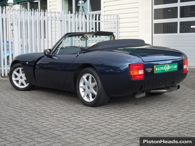 1999 TVR Griffith #15