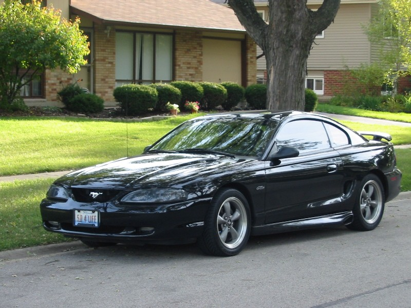 1998 Ford Mustang #8