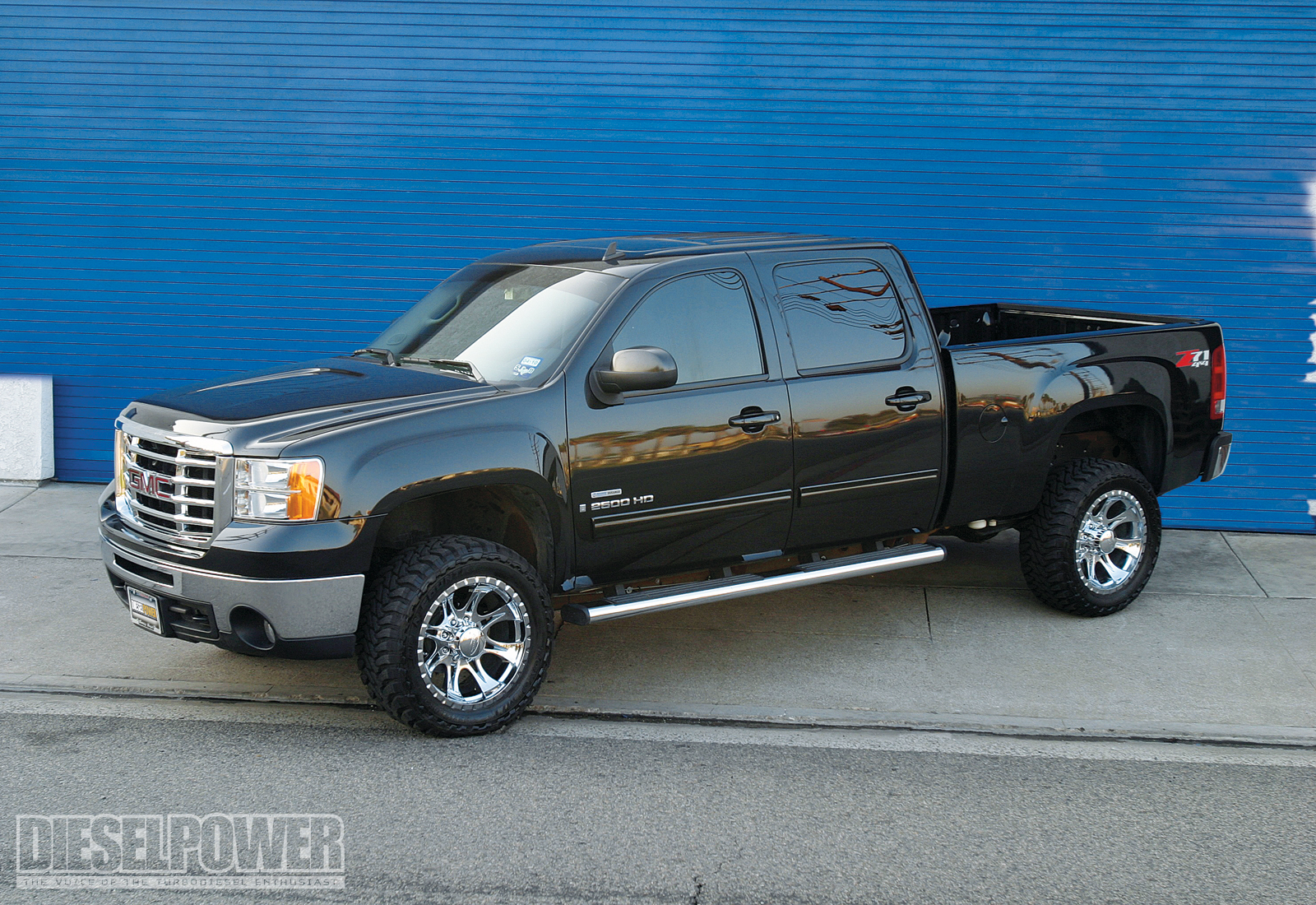 2009 Gmc Sierra 2500hd #5