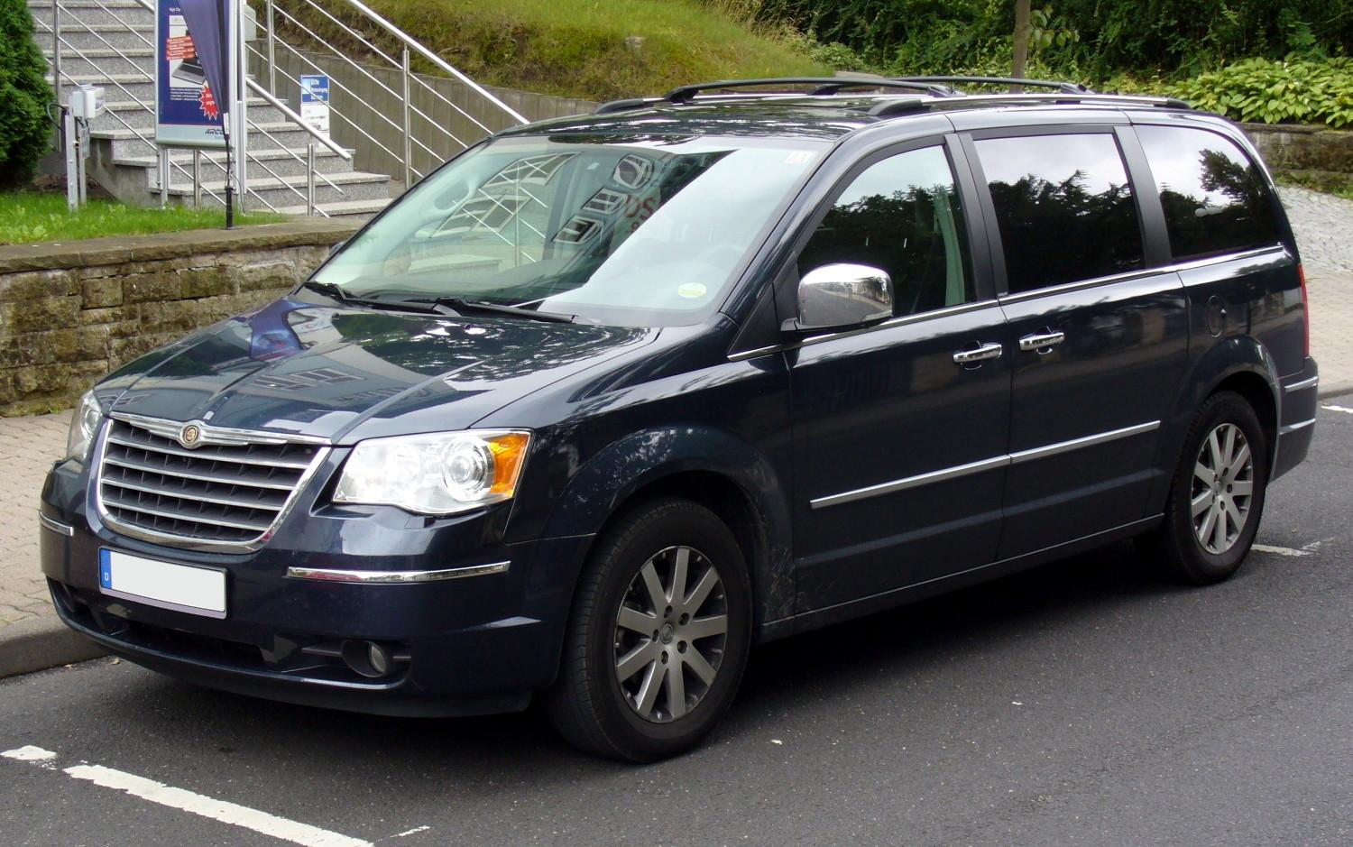 Chrysler Grand Voyager #8