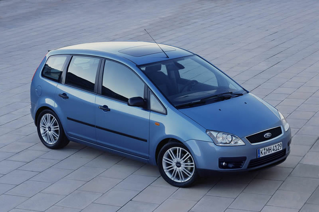 2005 Ford C-MAX #11