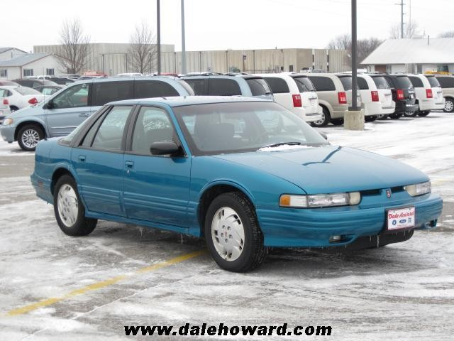 1995 Oldsmobile Cutlass Supreme #9