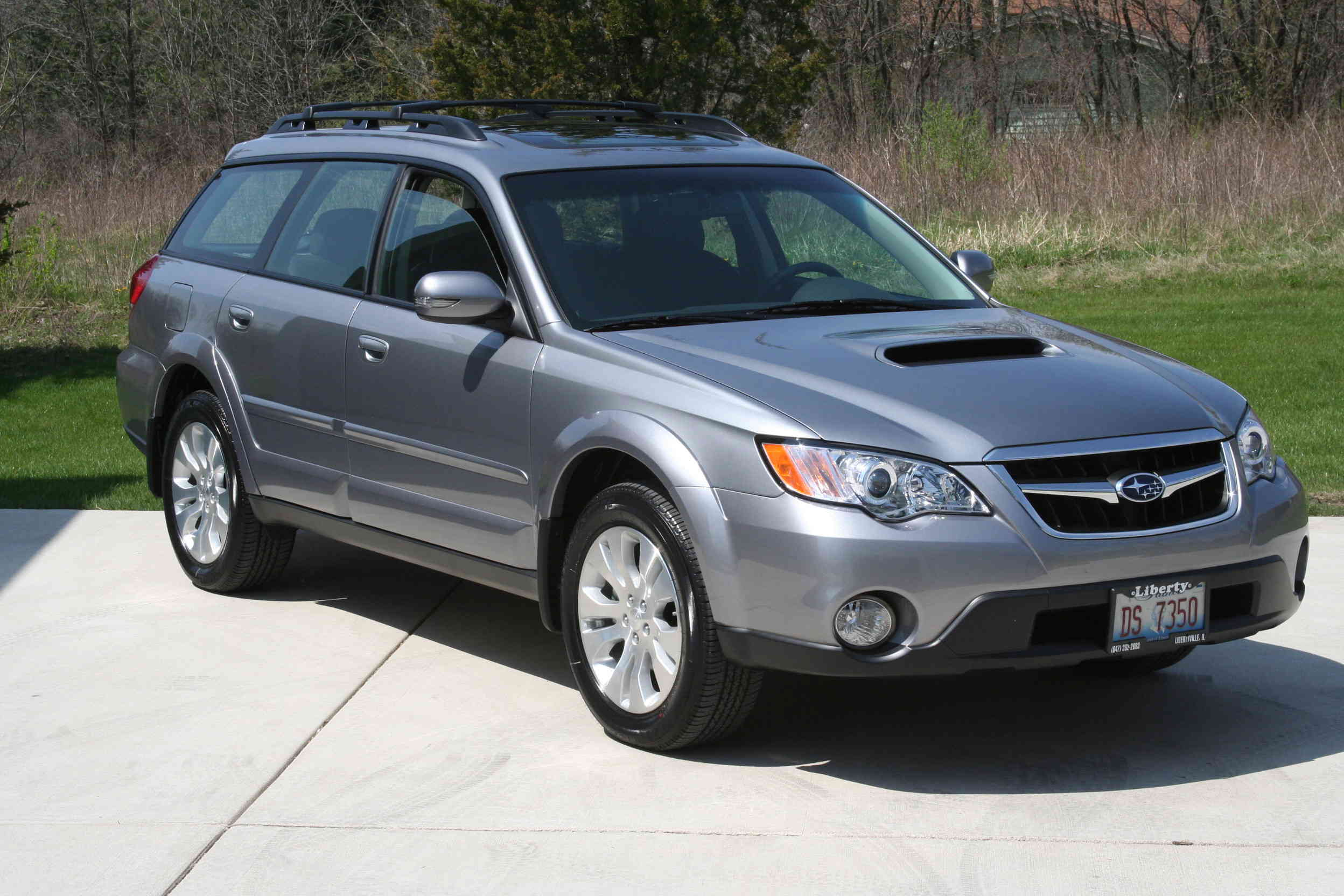 Service Manual How Petrol Cars Work 2008 Subaru Outback
