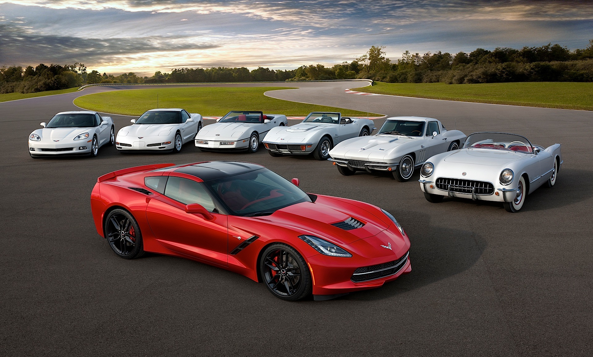 Chevrolet Corvette Stingray #4