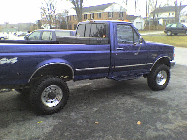 1993 Ford F-350 #2
