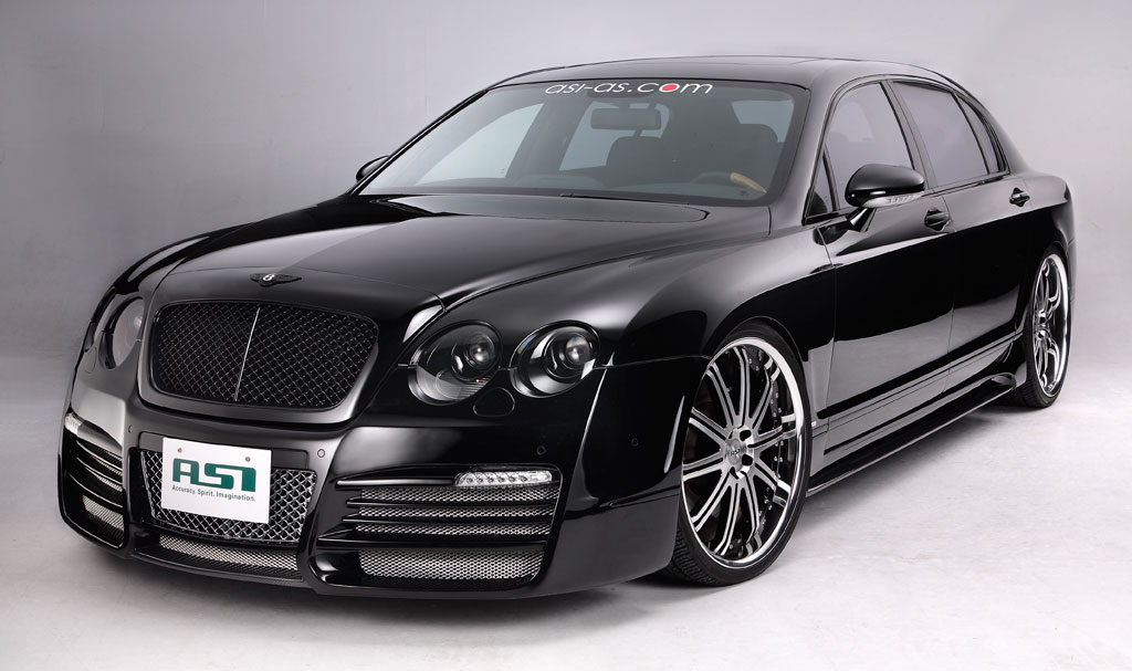 Bentley Continental Flying Spur #14