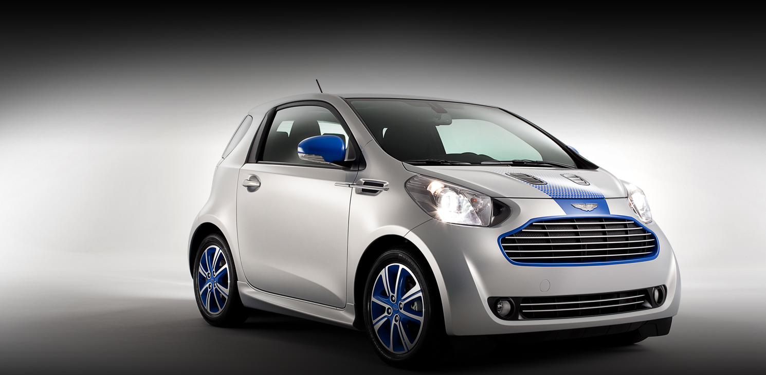 2011 aston martin cygnet photos informations articles. Black Bedroom Furniture Sets. Home Design Ideas