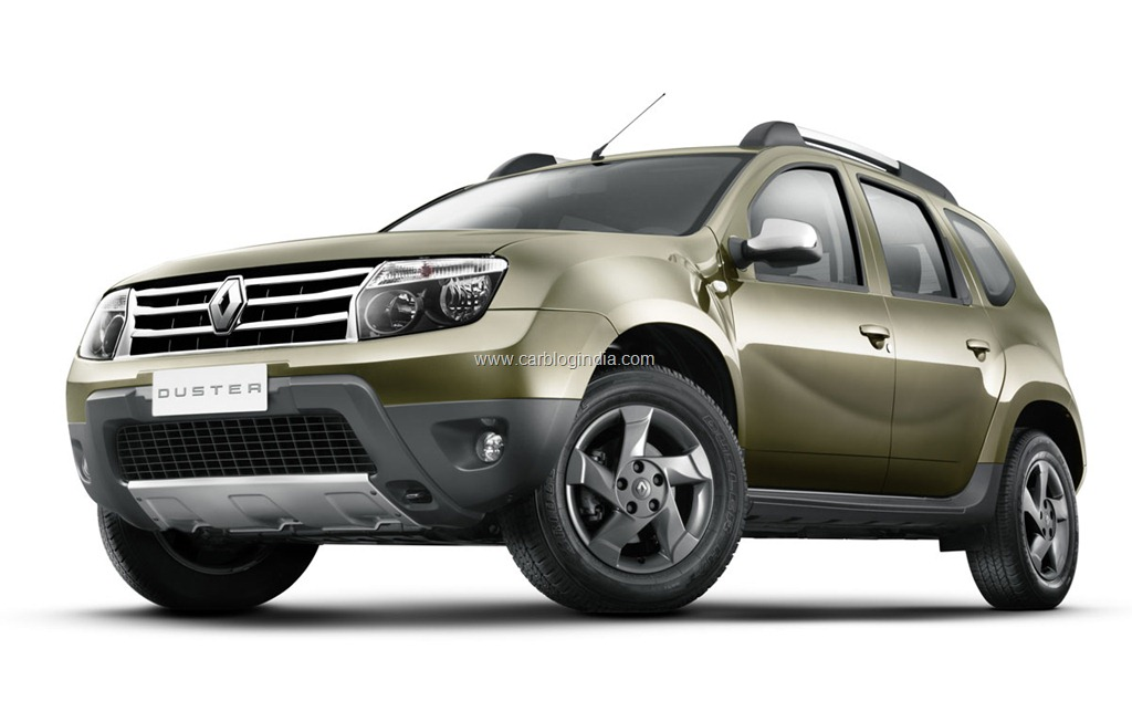 2012 Renault Duster #4
